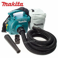 Makita DVC350Z 18V Cordless Vacuum Cleaner Body Only, BVC350Z