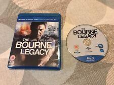 The Bourne Legacy Blu-ray DVD2012 Triple play