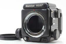 [MINT] Mamiya RZ67 Pro II Medium Format Film Camera w/ 120 Back from JAPAN #517
