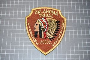Oklahoma Tribal Firearms Instructor Association Patch (B11)