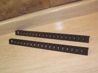Otari MX-5050 BII 2 Reel to Reel Original  Pair of Trim Vent Plate Part