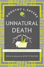 Sayers, Dorothy L.-Unnatural Death BOOK NEW