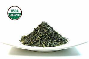 Organic high mountain green tea loose leave tea  1 LB