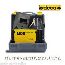 Saldatrice ad Elettrodo TIG DECA MOS138EVO Inverter 130 Amp Generatore+Valigetta