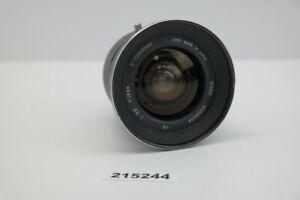 Sigma  Widerama Objektiv 1:3,5 f=18mm 720900991 Bajonett #215244
