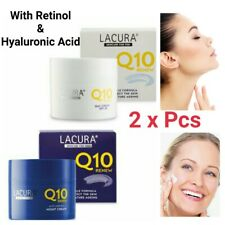 With Retinol Vitamin-A Anti Wrinkle Night Cream With Hyaluronic Acid Day Cream