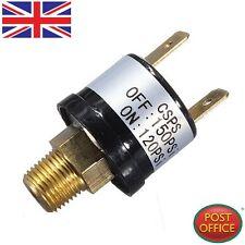150-120 PSI 12V Air Pressure Control Switch Train Heavy Duty Horn Compressor