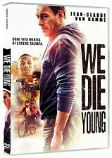 Dvd We Die Young (2020) - Jean-Claude Van Damme ...NUOVO