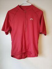 GoLite Bicycle Jersey - Men's Medium - Red