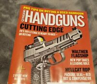 GUN / AMMO.Handguns Magazines. CUTTING  EDGE FN'S 509 LS New June Issue  2021