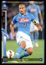 Panini (Japan/Bandai) Football 2015 (PFL10) Gökhan Inler Napoli #27