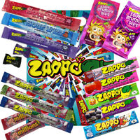 Zappo Sweets Variety Pack Show Bag Lolly Candy Showbag Party Favors Gift