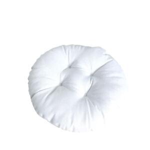 Thicken Round Chair Cushion Seat Pad Cushions Home Pillow Throw Office Floor Mat