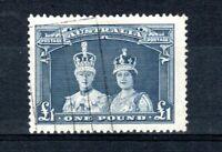 Australia 1938 £1 FU