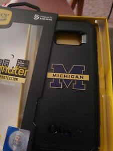 otterbox Commuter Case Galaxy S 8+ University of Michigan NIB!