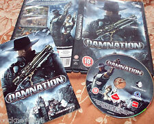 Damnation  FPS , Original UK edition VGC