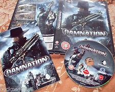 Damnation Fps, Original GB Édition Vgc