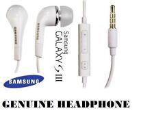 2x New Handsfree Headphones Earphone For Samsung Galaxy S3 S S4 S2 4G Note 2
