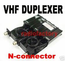 50W VHF 6 Cavity Duplexer N for Radio Repeater SQ150-N