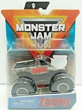 Zombie (Over Cast) 2020 Spin Master Monster Jam 1:64 Scale Truck + VIP Wristband