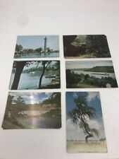 Lot of 16 Let's Explore Ohio SOHIO Postcards Advertising Unposted Gas Station