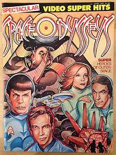 Video Super Hits Space Odysseys Vol 2 No.1 April 1977
