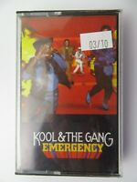 Kool & The Gang Emergency (Cassette)