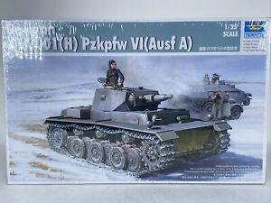 Trumpeter German VK 3001 (H) Pzkpfw VI(Ausf A) Tank Model Kit 1/35 01515