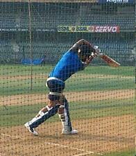 Best Quality Raisco 60x10 Nylon Cricket Practice Net (Blue)   US