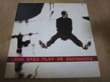 JOAN BAEZ – Play Me Backwards Vinyl LP 1993