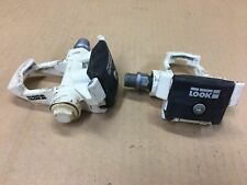 """Vintage Look PP65 Bike Pedals L&R  9/16"""" X 20 Made In France No Cleat J538"""