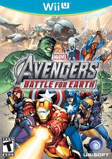 Marvel Avengers: Battle For Earth Wii-U New Nintendo Wii U, nintendo_wii_u