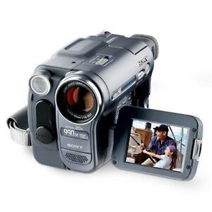 Sony Hi8 8mm CCD-TRV128 Handycam Video Camcorder Player