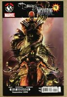 Darkness / Wolverine #1-2006 nm 9.4 Tyler Kirkham Image Top Cow Marvel crossover