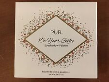 Pur Cosmetics Be Your Selfie Eyeshadow Palette Nib Retails for $36