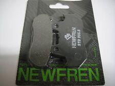 PASTIGLIE FRENO NEWFREN 0084 ANTERIORI HONDA 750 VT C, SHADOW 86 > 96