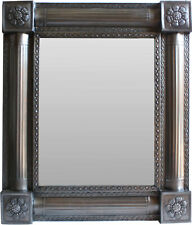 Oil Rubbed Bronze Small Tin Mirror