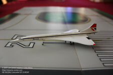 Herpa Wings British Airways Concorde SST Negus Color Diecast Model 1:400 Rare