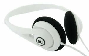 Skullcandy Wage 2XL On-Ear Over Ear Headband Lightweight Headphones 3.5mm White
