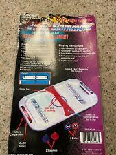 Vintage Hilco Jr. Air Slammers Air Hockey Tabletop Game Battery Operated 1997