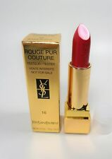 Yves Saint Laurent Rouge Pur Couture Lipstick Rouge #16 Roxane 3.8ml *NEW TST*