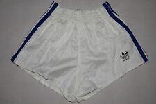 Adidas Shorts Short kurze Hose Sport Pant Vintage Yugoslavia Weiß 80er 4  XS NEU