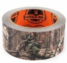 8m Gorilla Camo Tape Strong Matt Camouflage Tape Hunting Fishing Camping Army