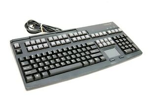 Cherry Model: MX8100 USB Point Of Sale Keyboard W/ Built In Mouse Pad
