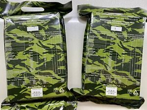 1- Genuine IRP Russian MRE 24 Hours Emergency Daily Ration Meal-Ready-to-Eat
