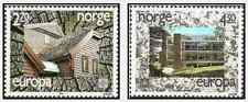 Timbres Europa Norvège 921/2 ** lot 15025