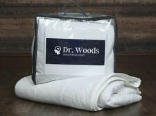"""New Dr. Woods Adult Weighted Heavy Blanket 15lbs 60""""x80"""" ADHD Autism Anxiety"""