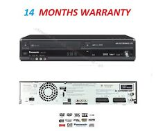 Panasonic Multi Region DMR-EZ49V DVD VCR VHS Recorder Combi Free HDMI+VAT invoic