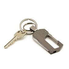 Bottle Opener Pocket Knife Multi Use Key Chain Key Ring Zinc Alloy Fathers Day