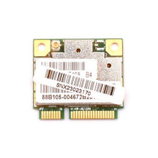 WLAN-Modul für Notebooks HalfSize AW-NE139H PCI-E, IEEE 802.11 b/g/n Mini-Card